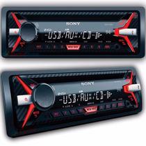 Estereo Sony Dsx A100 Usb - Radio - Zona Sur Instalaciones