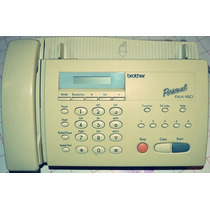 Telefono Fax Brother Modelo 190 Personal