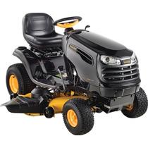 Tractor Poulan 22 Hp Bicilindrico 1,30 Corta Hot Sale