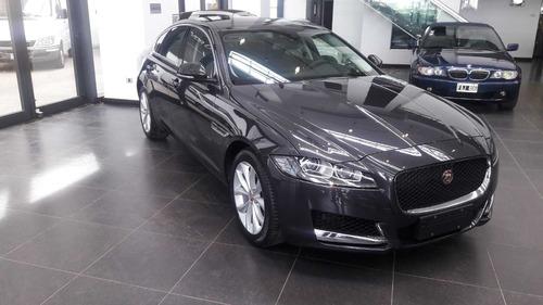 Jaguar Xf Premiun Luxury 2.0t 240hp Entrega Y 12 Cuotas 0%.