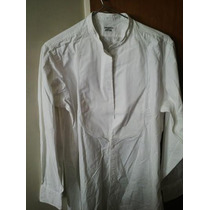 Camisa Para Frac James Smart Talle 40