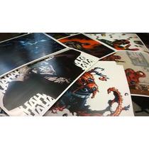 Promo 50 Posters Super A3 - Personalizado Anime Comic Gamer