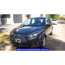 Ford Fiesta Ambiente Plus 2011 Impecable Titular Vparti63