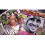 Lote 8 Revistas Rolling Stone C/ Nuevas Quilmes Manu Chao