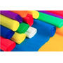 Papel Crepe Colores Surtidos 0,50 X 2 Mts - Pack X 10 Und