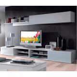 Mueble Rack Para Tv De Lcd Vajillero 2 Mts Directo Fabrica