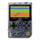 Consola Level Up Retroboy 8gb Transparente