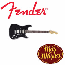 Guitarra Fender Strat Blacktop Mexico 014-8900-506