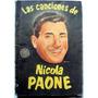 Las Canciones De Nicola Paone En Italiano 1953