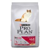 Alimento Pro Plan Adult Gato Adulto Pollo/arroz 15kg