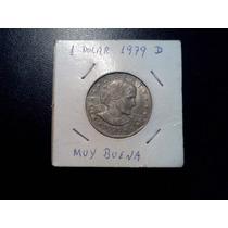 E.e.u.u. 1 Dolar 1979 -d-