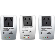 Pack X 3 Protector Tension Heladera Tv Lcd Aire Dvd Freezer