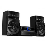 Equipo De Audio Bluetooth Panasonic Sc-akx100 300w Usb Fm