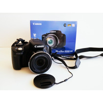 Camara Digital Canon Sx50 Semireflex 50x Full Hd