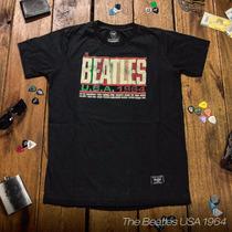 Remera The Beatles - Honky Tonk [edición Limitada] Usa 1964