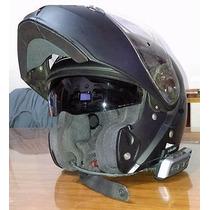 Shoei Neotec Negro Mate Talle L Y Cardo Scala Rider G9