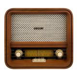 Noblex Radio Retro Rx100bt-loc A La Calle-caballito