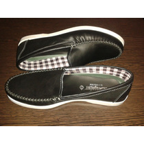 Mocasin Casual Seaquest Talle 44