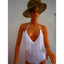 Malla Trikini Con Flecos Colección Verano 2014
