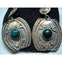 Aros Pendientes Antiguo Plata Redap Sterling 930 Sellada