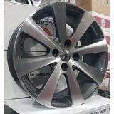 Llantas Aleacion Peugeot 207 R17 Melbourne  (4x108) Nueva