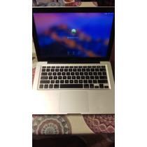Macbook Pro 13.3 Permuto La Plata Centro