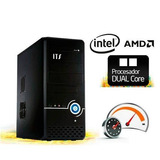Pc Ar  Dual Core 2 Gigas Hd 250 Gab (oulet)  Kit Atx Nuevas
