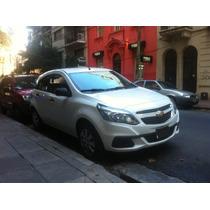 ¡oportunidad! Chevrolet Agile Ls 1.4 5 Puertas 29.500 Km