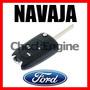 Llave Navaja Ford 3 Botones Escort Focus Fiesta Mondeo Ka