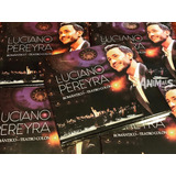 Luciano Pereyra Romantico En Teatro Colon Cd + Dvd En Stock