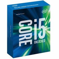 Micro Procesador Intel Core I5 6600k 3.5 Ghz 1151 Skylake