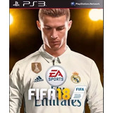 Fifa 18 Ps3 | Digital Latino | Entregas Rapidas