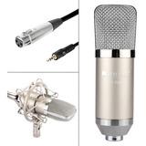 Microfono Condenser  Estudio Radio Youtube Fifine F-700