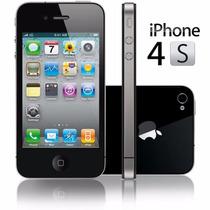 Apple Iphone 4s 8gb A5 Gps Ios8 8mp Wifi Libre