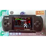 Consola Portatil Sega Alien 16 Bits Con Mas De 100 Juegos