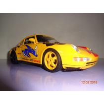 Porche 911 Carrera Gt 1/18-burago.