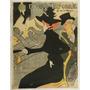 Cuadro De Lautrec Impresion Solamente En Tela Canvas 40x50