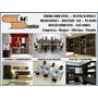 Reparación,restauración Elaboración Placares,muebles Cocinas