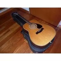 Guitarra Acustica Hondo Ii Original China Años 80 Excelente