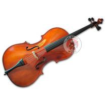 Violoncello Steinner Strauss Dce-101 4/4 Funda Arco Resina