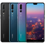 Huawei P20 Pro 6.1' Camara Triple 128gb Twilight Blue Black