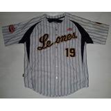 Camiseta Leones De Caracas - Baseball