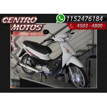 Honda Biz 125 New Full Llantas Permuto Financio Centro Motos