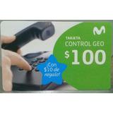 Tarjeta Movistar Control Geo 100