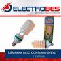 Lampara Bajo Consumo Sybyd 85w E40 Espiral Luz Fria Indoor