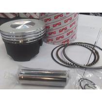 Kit Piston Original En Caja Gilera Vc 200 R En 025 Y 050