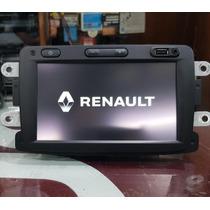Stereo Original Renault Media Nav Modelo 2017 -8 Duster