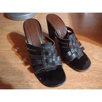 Zapatos Mujer Usados Talle 37 Muy Buen Estado!
