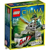 Lego Chima 70126 - Crocodile Legend Beast