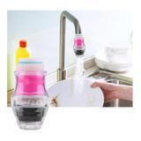 Filtro Purificador Agua P/ Canilla Descartable